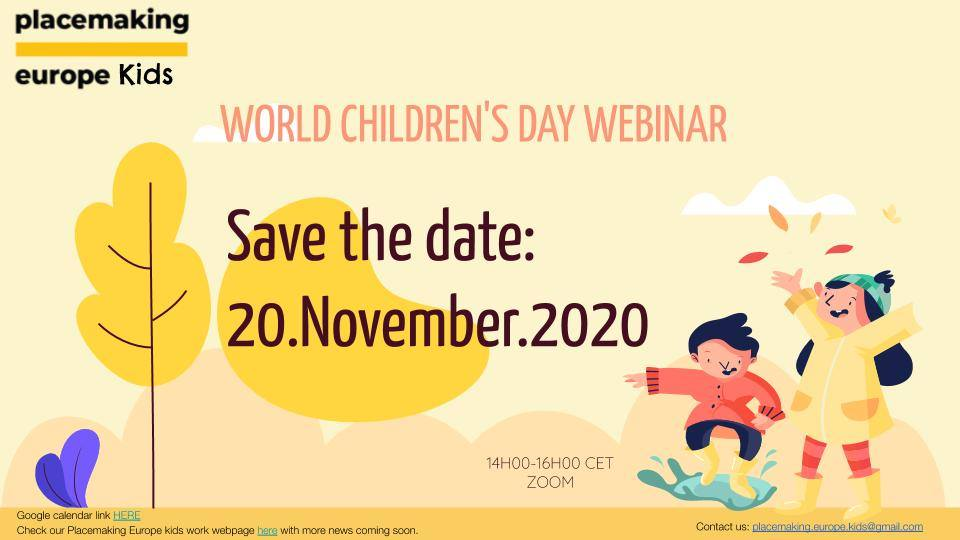 World Children's Day Webinar